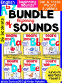 Bundle of Beginning Sounds Readers {a Hands-On Emergent Re