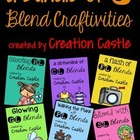 Bundle of Six L-Blend Craftivities
