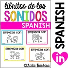 Bundle of Spanish Sounds Booklets {reading words}