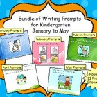 Bundle of Writing Prompts- January to May