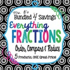 Bundled For Savings - Everything Reducing, Ordering and Co