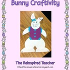 Bunny Craftivity (Easter Spring)