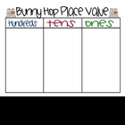 Bunny Hop Place Value