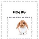 Bunny Hop Sight Word Game