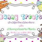 Bunny Treats: An Adjective Adventure with a Bunny&#039;s Favori