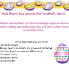 Bunny's Hundred Chart Challenge