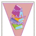 Bunting - Book Alphabet