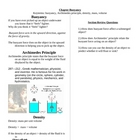Buoyancy and Density Notes