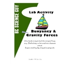 Buoyancy and Gravity Lab Activity
