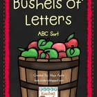 Bushels of LettersABC Sort