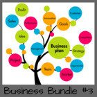 Business Company Package #4 (Pkg. of 8 Activities)