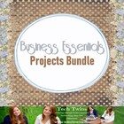 Business Essential Projects-Advertising, Entrepreneurship,