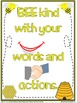 Classroom Decor Pack: Busy Buzzy Bee