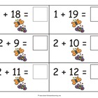 Butterfly Addition Facts: 11-20 Spring Flashcards eBook