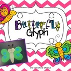Butterfly Glyph Activity