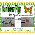 Butterfly Life Cycle Tab Book