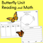 Butterfly Writing Unit PreK - 1st Grade