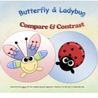 Butterfly and Ladybug Compare and Contrast