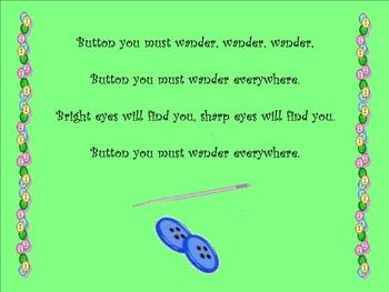 Button You Must Wander:  Song and Game