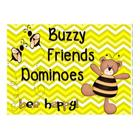 Buzzy Friends...Word Work