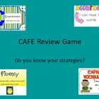 CAFE (Daily 5) review game