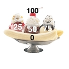 CALENDAR Count by 25&#039;s Banana Split Freebie