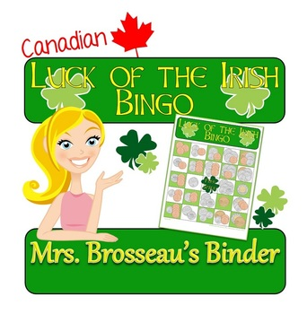 http://www.teacherspayteachers.com/Product/Money-Math-CANADIAN-St-Patricks-Day-Adding-Coins-Bingo-30-Unique-Cards-756119