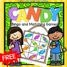 CANDY COLORS Lotto and Bingo Games - FREE