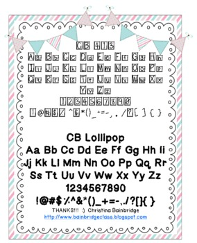 CB Fonts for Personal and Commercial Use Pack 3 { 10 EVEN