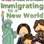 CC Curriculum Map Unit 4A, Third Grade, Immigrating to a N