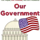 CC Curriculum Map Unit 4B, Third Grade, Our Government (Preamble)
