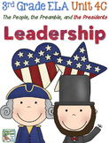 CC Curriculum Map Unit 4C, Third Grade, Leadership (Presidents)