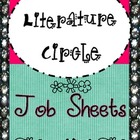 CCSS Aligned Literature Circle Job Sheets