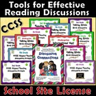 CCSS Discussion Combo K-5 School Site License