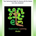 "CCSS Learning Model ""Exploratory Learning Model--Your Succ"