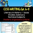 CCSS - Literacy in History/Soc. St., Science & Tech. Subje