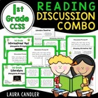 CCSS Reading Discussion Combo (1st Grade)