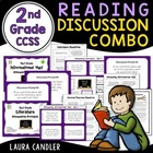 CCSS Reading Discussion Combo (2nd Grade)