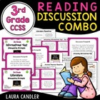 CCSS Reading Discussion Combo (3rd Grade)