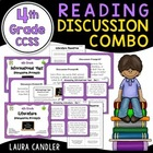 CCSS Reading Discussion Combo (4th Grade)