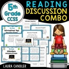 CCSS Reading Discussion Combo (5th Grade)