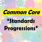 Common Core Standards Progressions - Grades 6-12