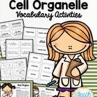 CELLS Organelle Flashcards/Game