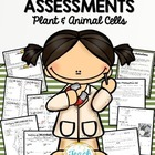 CELLS Quiz - Multiple Choice and Short Answer Assessment