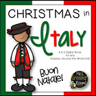 CHRISTMAS IN ITALY  ( FREEBIE )