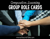 CIA Cooperative Group Role Cards
