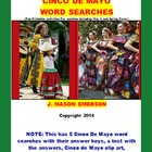 CINCO DE MAYO WORD SEARCHES, Fun Printable Activities, CCS