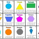 &quot;CLASSROOM BINGO&quot; 2D Shapes Bingo! Class Set!