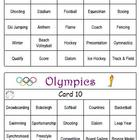 &quot;CLASSROOM BINGO&quot; Olympics Bingo! Class Set!