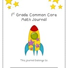 COMPLETE Common Core Math Journal  Printable Journal {F